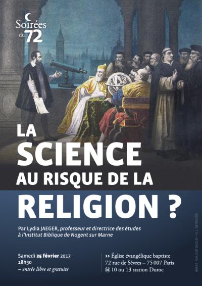 Science et religion ECRAN